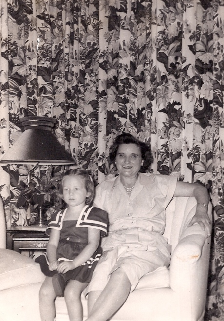 Karen & Mommie Dude 1950