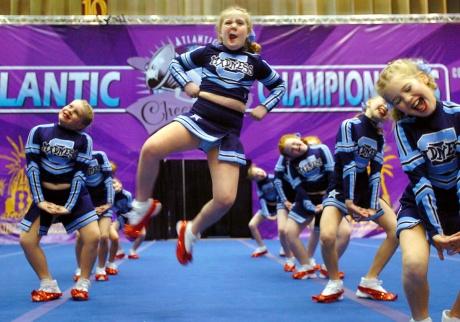 Annual Maryland Cheerleading and Dance Championship