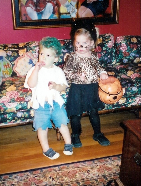 Marc & Caroline - Halloween 2003