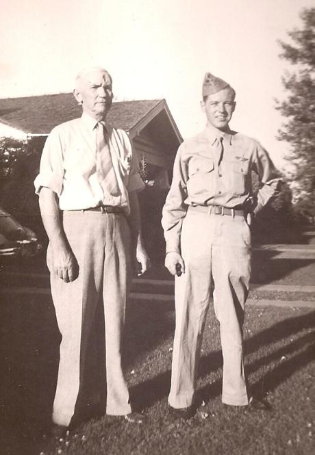 Clayton & Bill