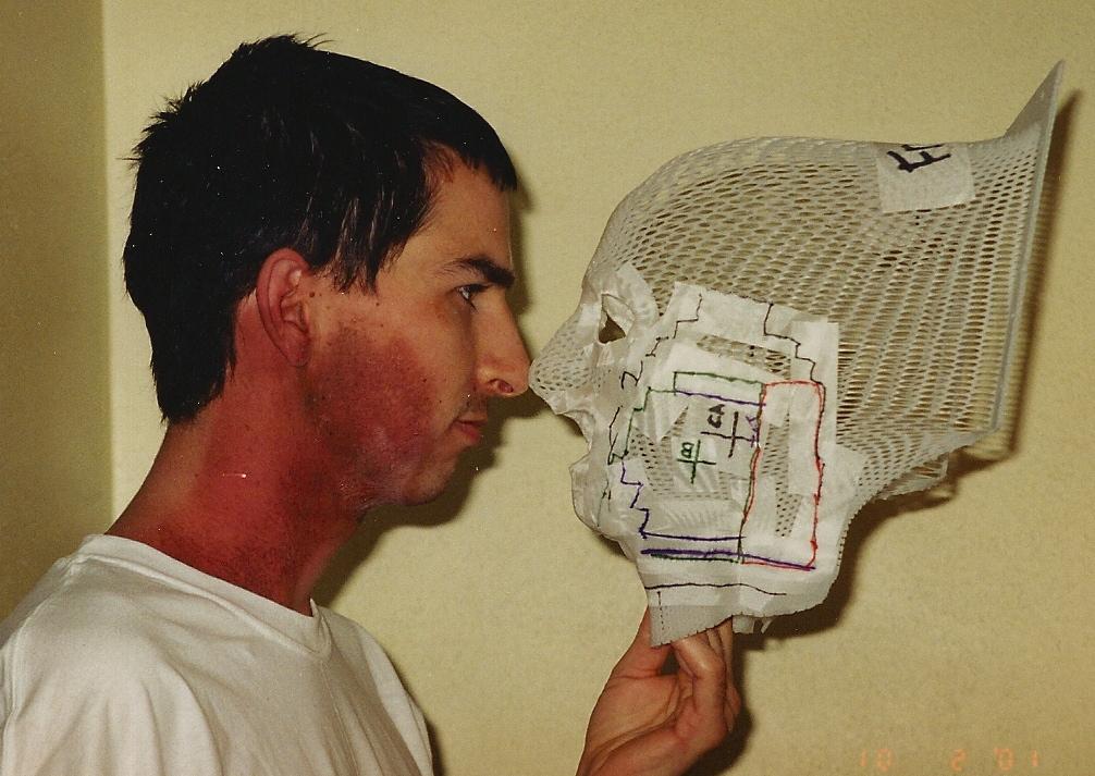 Clayton's mask