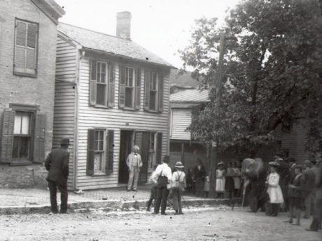 mt hannibal visit boyhood home