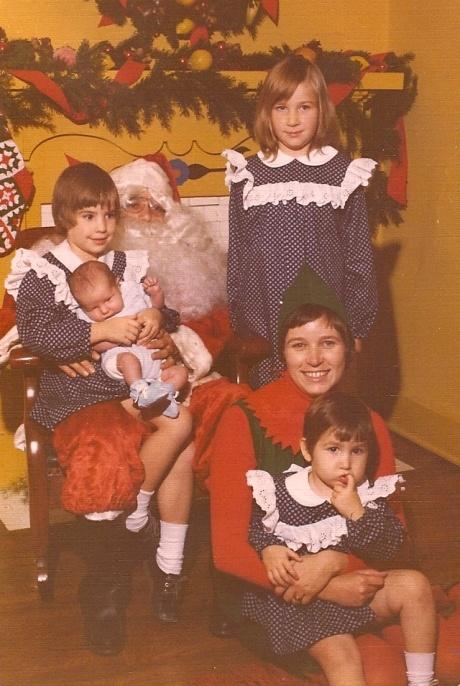 Santa House 1975