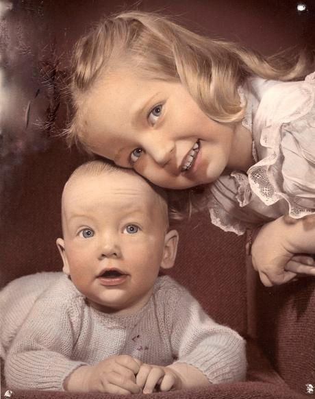 Karen & Jim November 1948 #2