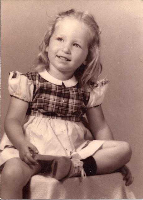 Karen - July 1948